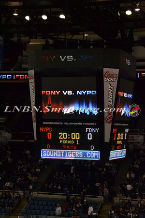 FDNY vs NYPD Hockey Game 4-14-12