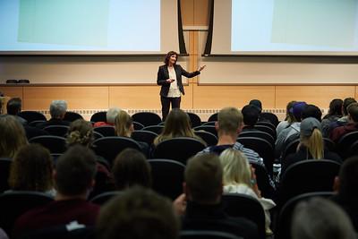 2018 UWL Alumni CBA Amy Kerwin Speaker