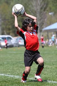 Arsenal U-10 Last Home Game Spring 2008