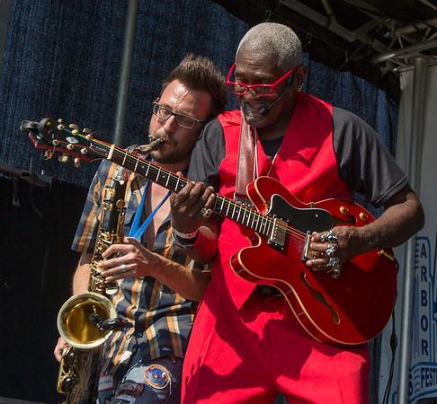 Ann Arbor Blues Festival 2017 - The Norman Jackson Band