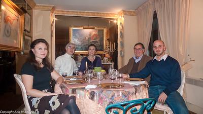 Dinner Patrick March 2010