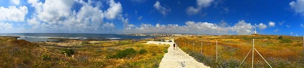 Paphos, seaside