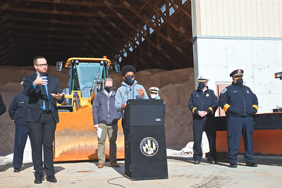 December 15, 2020 - Snow Preparedness Press Conference