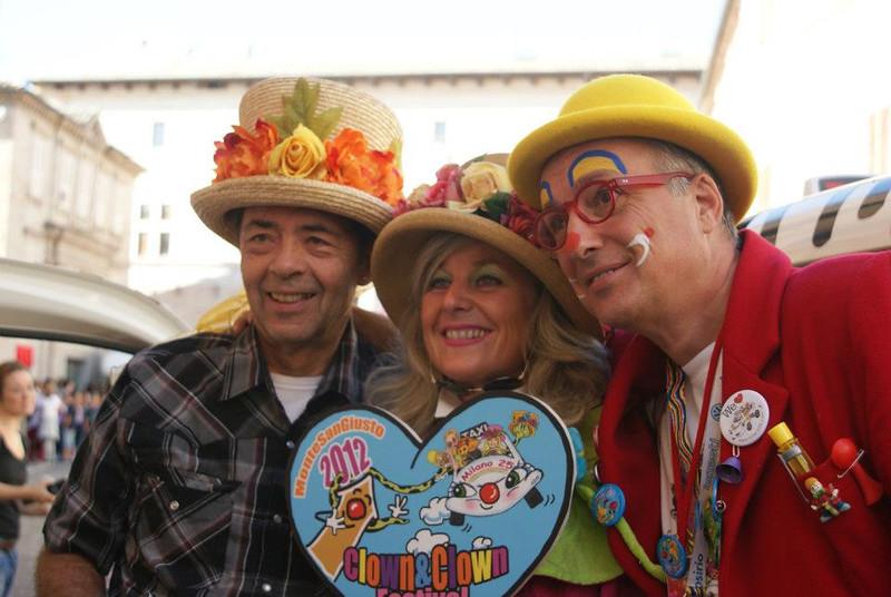 Gessito per Pace 2012 Clown & Clown Festival