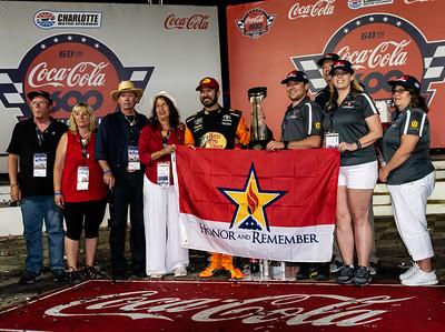 NASCAR Charlotte Coca Cola 600 May 2019