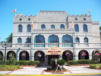 Ripley's Museum, St. Augustine, FL
