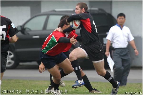 2009~10健力士盃橄欖球聯賽(2009~10 Guiness Cup Taipei Club Rugby Tournament)