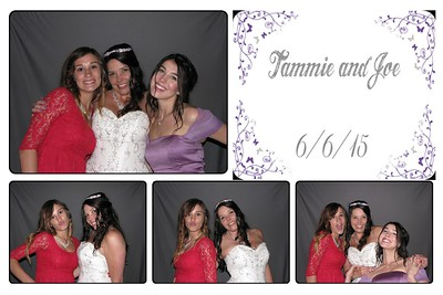 Tammie and Joe Peterson Wedding