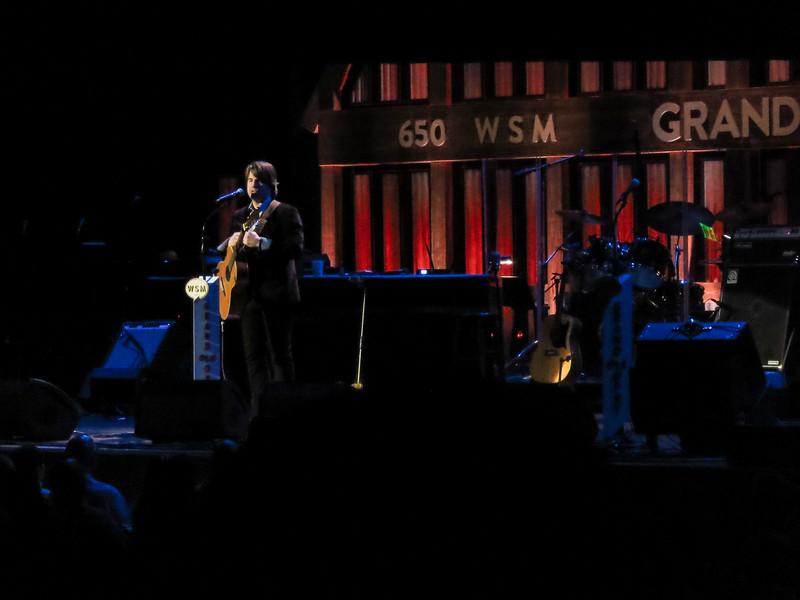 Nashville - Grand Ole Opry - Jimmy Wayne