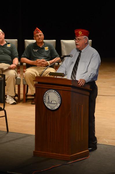 Veterans Appreciation Night