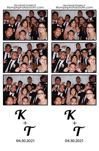 4/30/21 - K&T Wedding