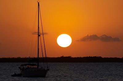 Key Largo Sunsets