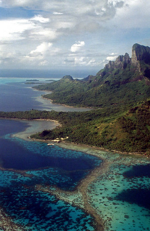 Club Med Bora Bora 1991