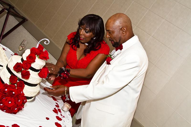Clay Wedding