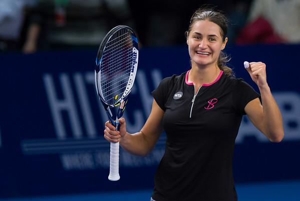 Finals - Monica Niculesco - Petra Kitova