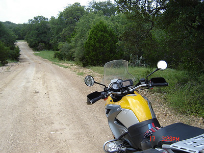 R1200GS in Texas