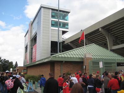 Ball State Family Weekend 2011