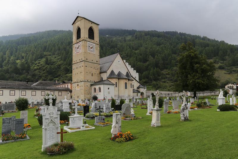 Müstair, Schweiz