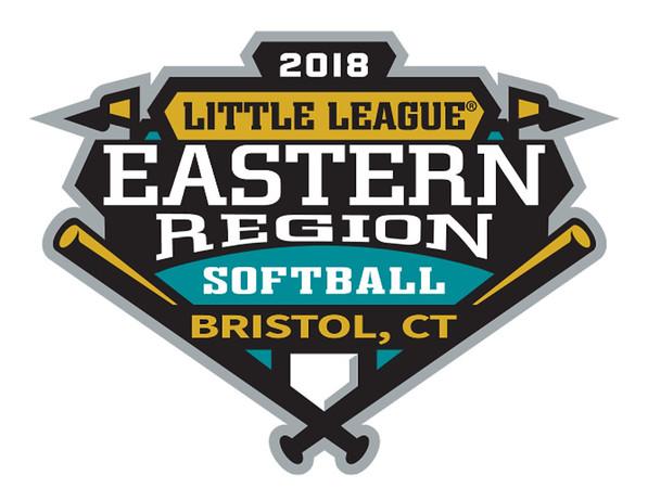 Eastern Regional Softball logo::1