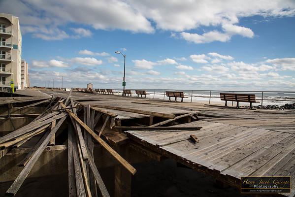 Hurricane Sandy - Long Beach, NY