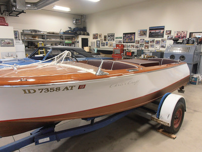 Boat Jobs @ The Shop