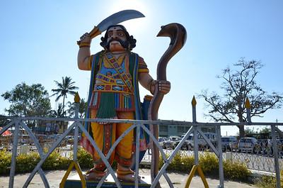 Chamundeshwari Temple & Nandi Bull - Mysore