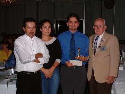 2005 - June (Wally Deitrich Youth Awards Night)