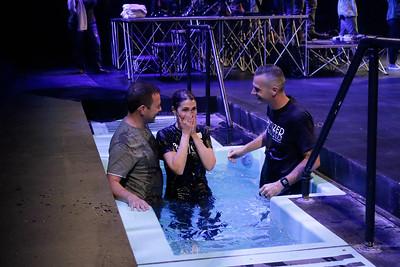 2018-10-20 - 5 p.m. open baptism service