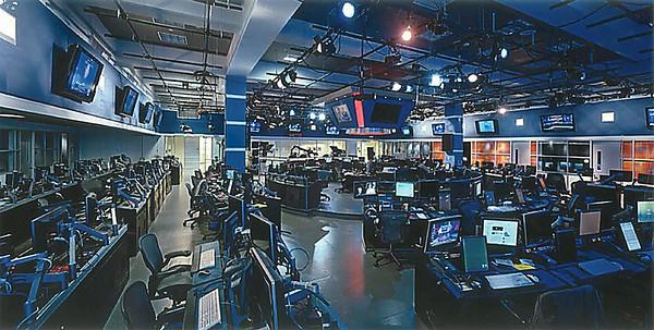 ESPN Digital Center, Highlights Screening Room