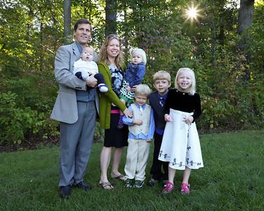 Driesenga Family Photoshoot - 9/29/18