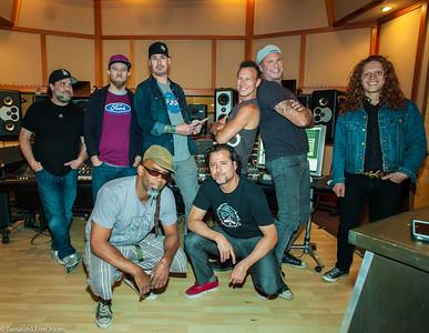 The Big Ol Nasty Get Down recording at 606 April 3 2016