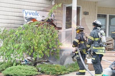 South Farmingdale F.D. House Fire 11 7th Ave. 5/16/14