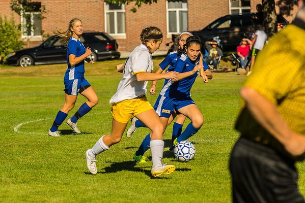 Soccer Girls Varsity 2015
