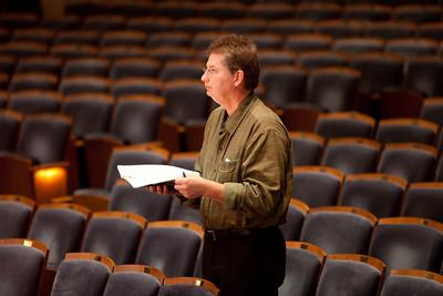 Berkeley Symphony Orchestra Rehearsal February 10,2010