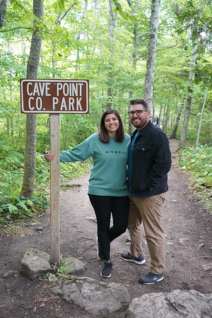 2020-09-09 Family - Door County - Cave Point