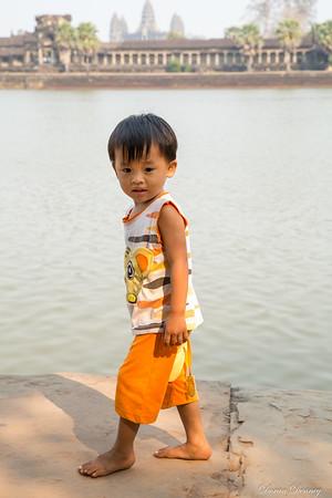 2015 Cambodia, Angkor Temples