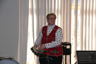 Church Service, Christmas, Holiday, Salvation Army, Tamaqua (12-23-2012)