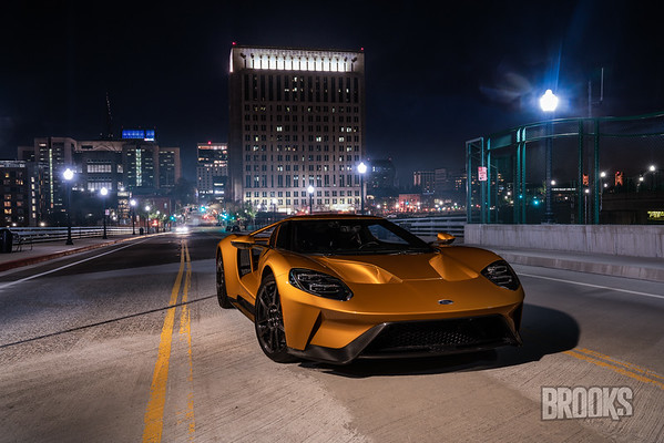 Ed's Ford GT images