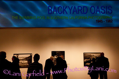 Backyard Oasis Opening at PS Art Museum 1/20/12