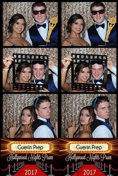 """Guerin  Prep """"Hollywood Nights Prom"""" 2017"""