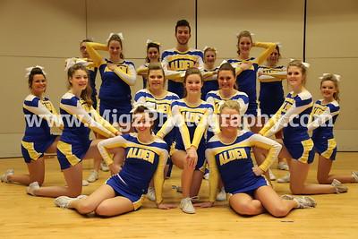 ECIC 2014 Cheerleading