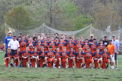 7th Grade - Team Picture 2014