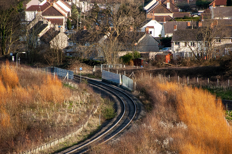 Portbury Dock railway