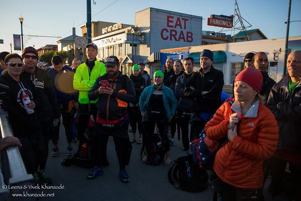 Escape from Alcatraz Test-Swim 2017