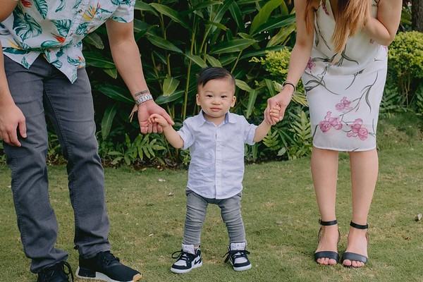 Greyson's 1st Birthday (Event Photos + Photo Booth)