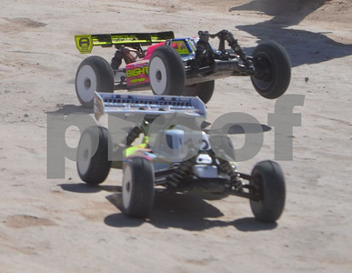 open electric buggy A-main