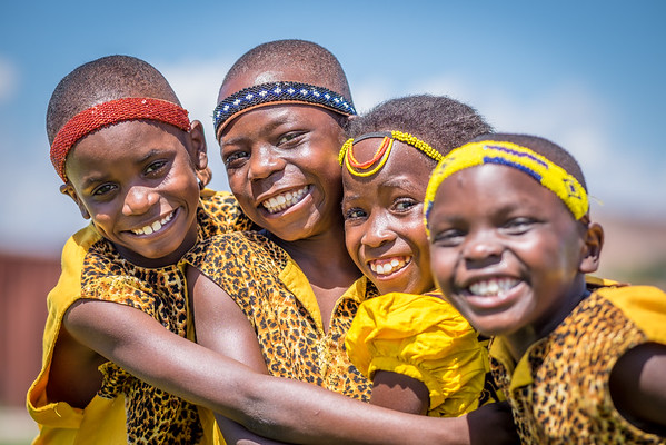African Kids Choir