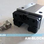 SKU: AM-BLOCK/20, 20mm Linear Guide Rail Runner Block TRH20VL for Middle Load Industrial CNC Machine