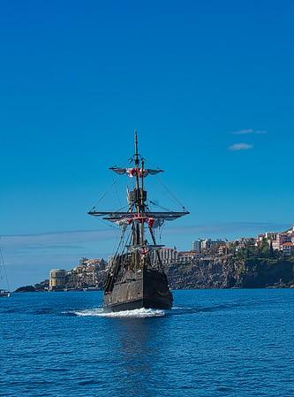 World tour around Madeira