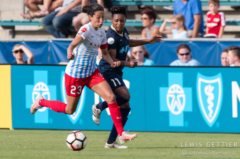 NWSL Regular Season - NC Courage vs Chicago Red Stars